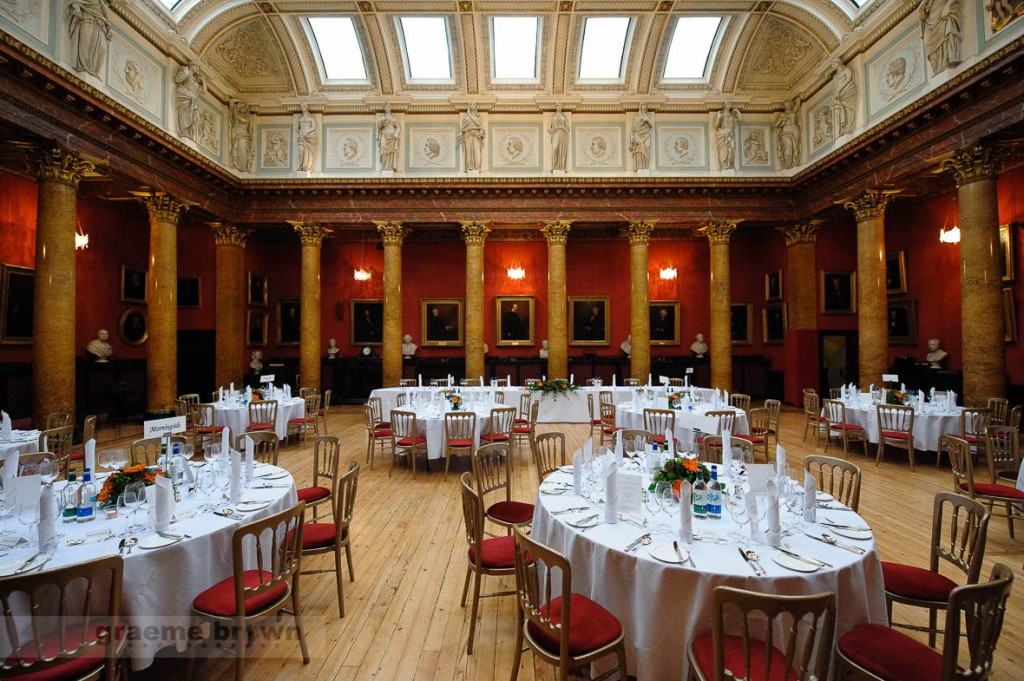 Royal College of Physicians, Edinburgh Wedding Photos