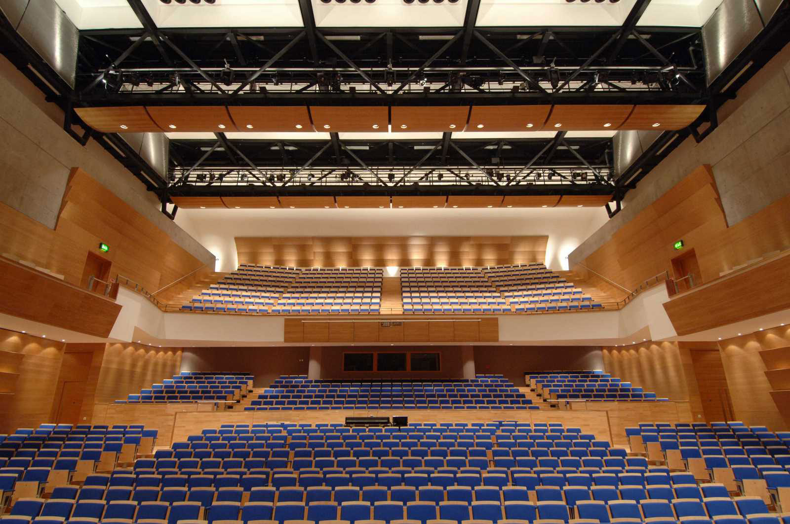Perth Concert Hall Audio Light Systems