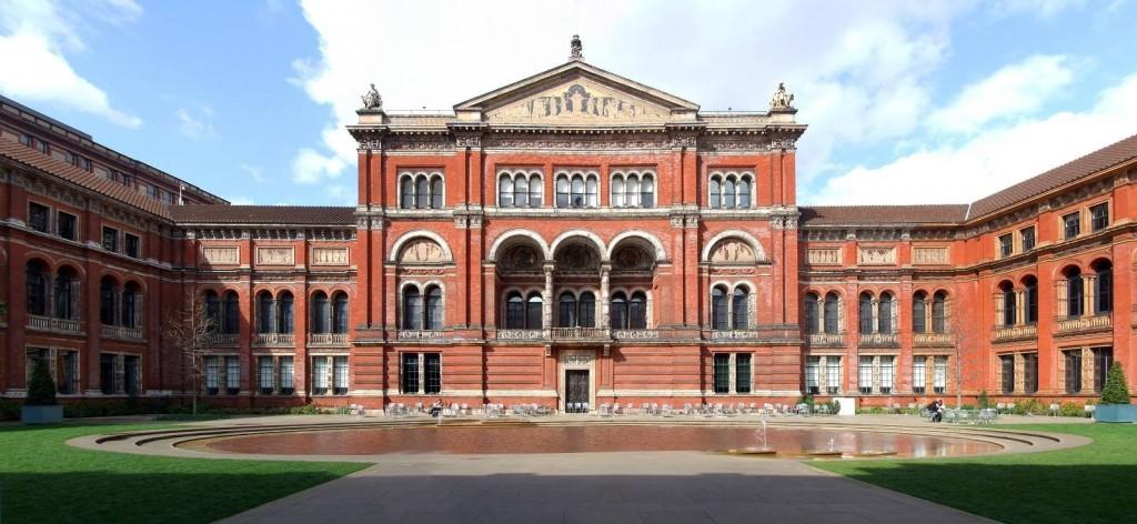 Victoria-and-Albert-museum-London