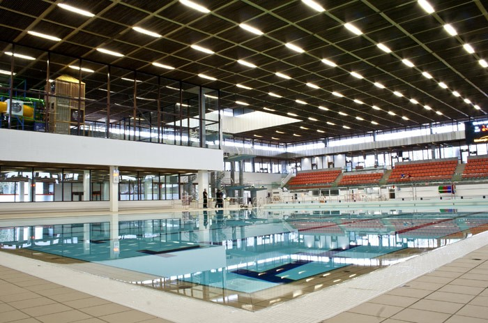 The Royal Commonwealth Pool Edinburgh Select High Quality Audio Light Systems