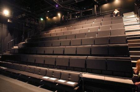 Traverse Theatre Edinburgh Audio Light Systems