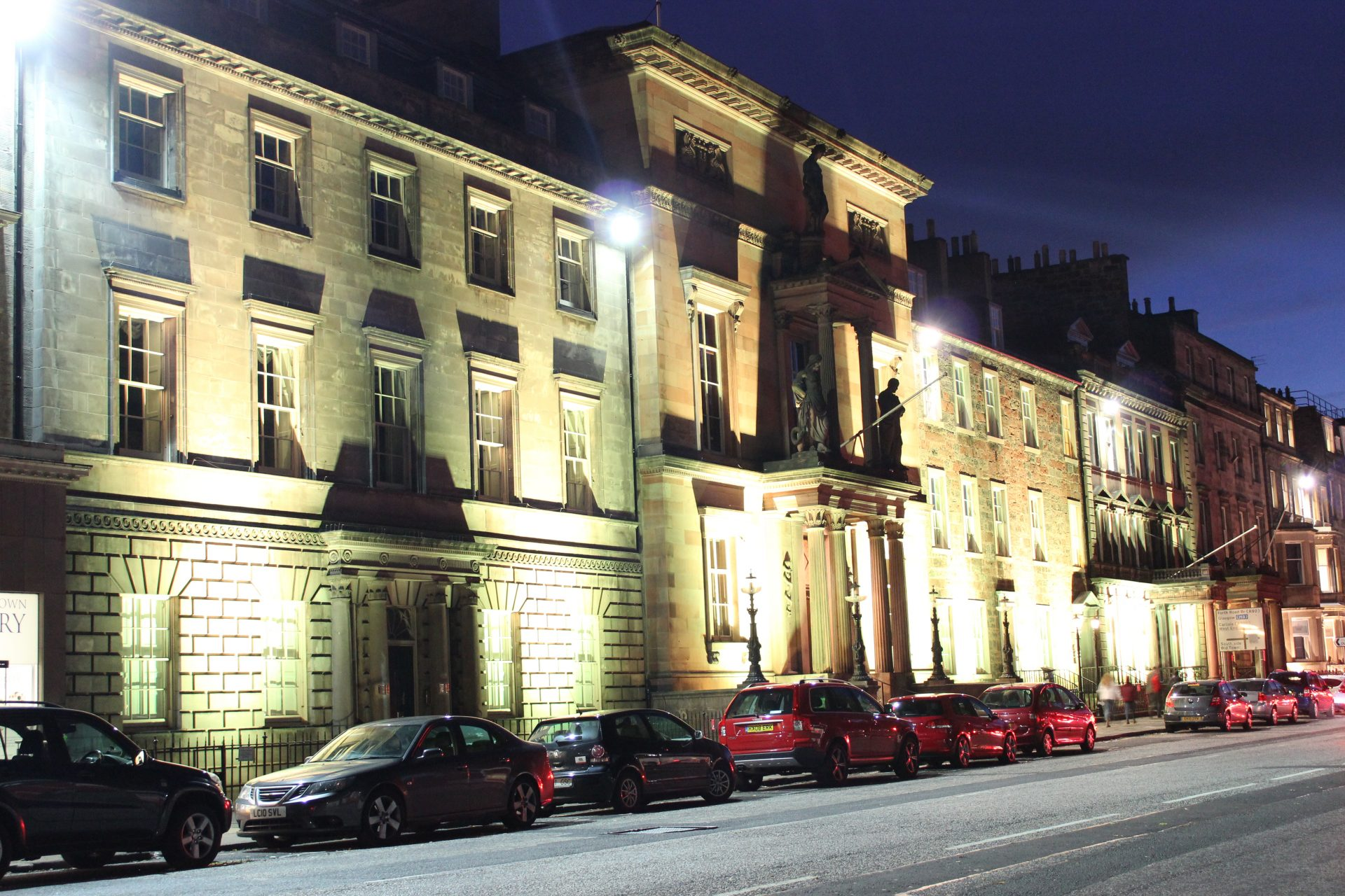 Audio light Systems has lit the front of the RCPE with u201coutstanding resultsu201d. The building which occupies 4 frontages on Queens Street in Edinburgh City ... & Royal College of Physicians Edinburgh goes for gold - Audio Light ...